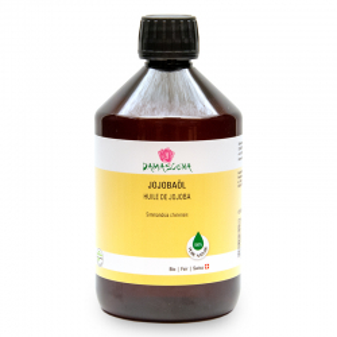 Jojobaöl BIO 500ml - Pflege- und Basisöl