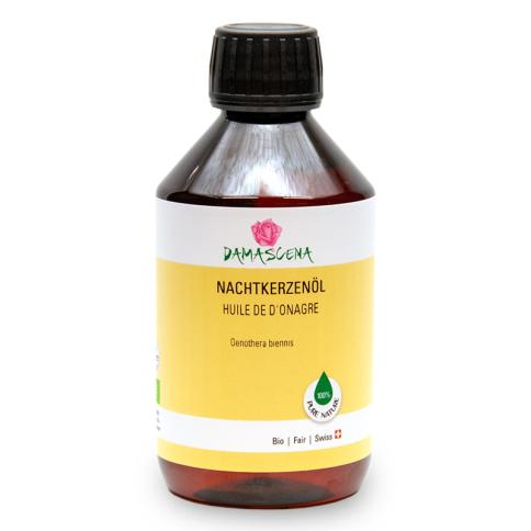 Nachtkerzenöl BIO 250ml - Pflege- und Basisöl
