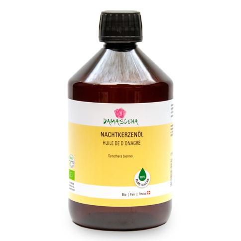 Nachtkerzenöl BIO 500ml - Pflege- und Basisöl