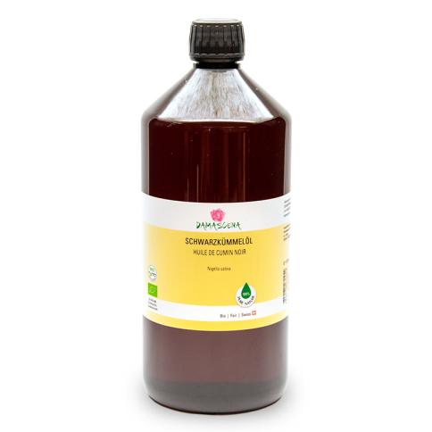 Schwarzkümmelöl BIO 1000ml - Pflege- und Basisöl