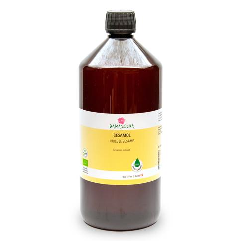Sesamöl BIO 1000ml - Pflege- und Basisöl