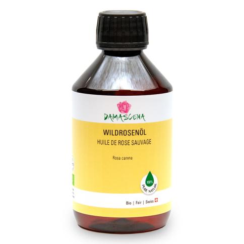Wildrosenöl BIO 250ml - Pflege- und Basisöl