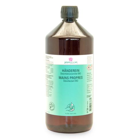 Desinfektionsmittel Händerein BIO 1000ml - Schutzspray