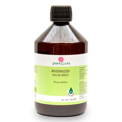 Arvenwasser (Zirbelkiefer) BIO 500ml - Pflanzenwasser | Hydrolat