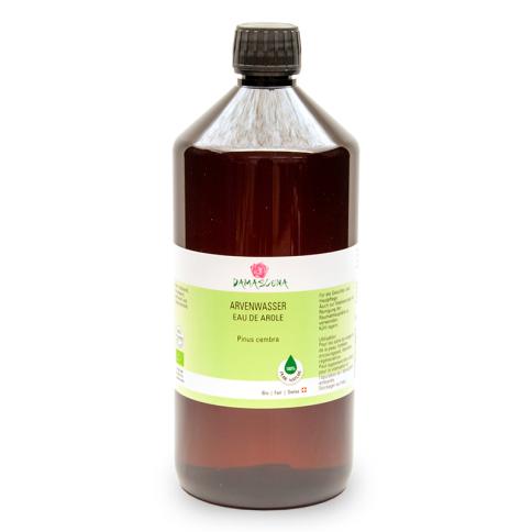 Arvenwasser (Zirbelkiefer) BIO 1000ml - Pflanzenwasser | Hydrolat