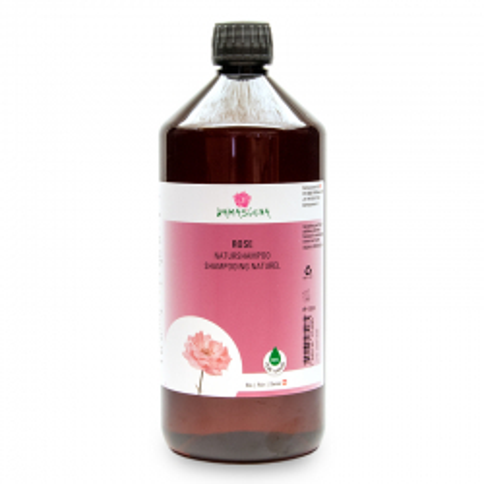 Rose Naturshampoo - Haarpflege