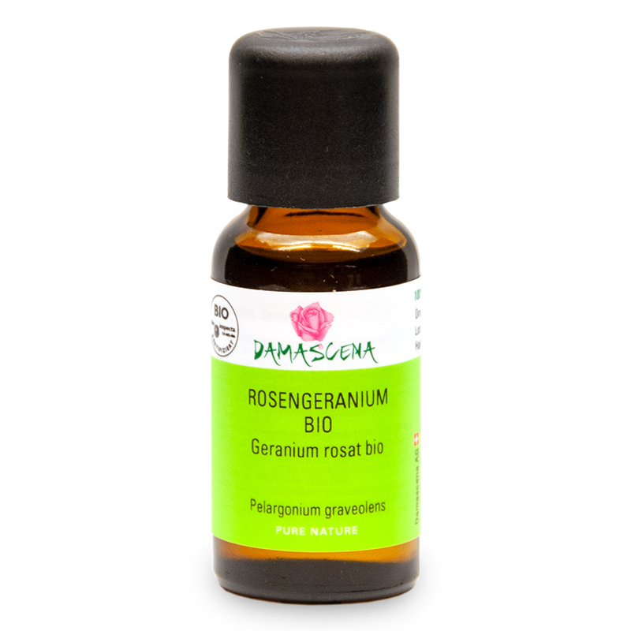 Rosengeranium BIO - ätherisches Öl