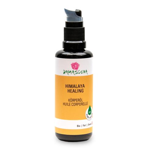 Himalaya Healing Körperöl BIO - Massageöl