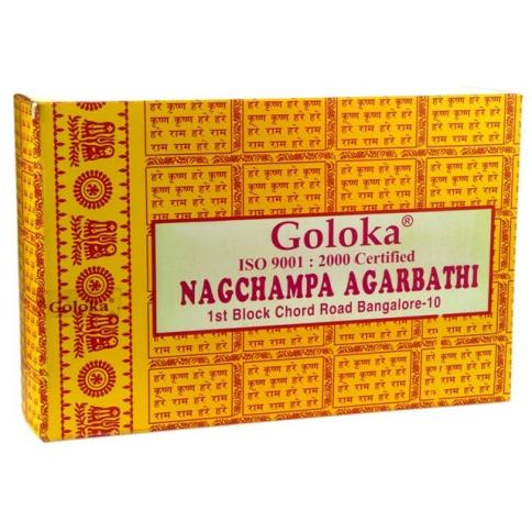 Nag Champa,Goloka 16g, Box à 12 Stk