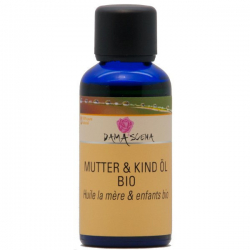 Ayurvedisches Mutter- und Kindöl